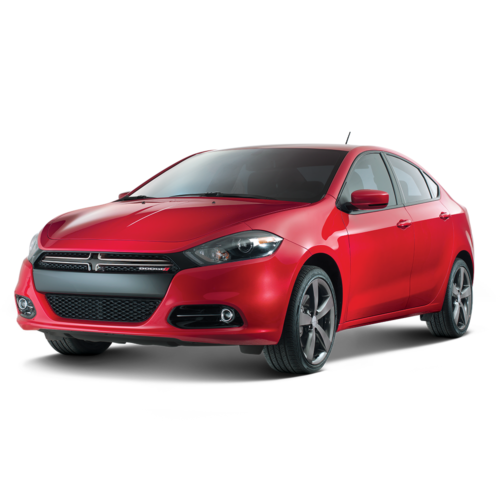 used dodge dart 16
